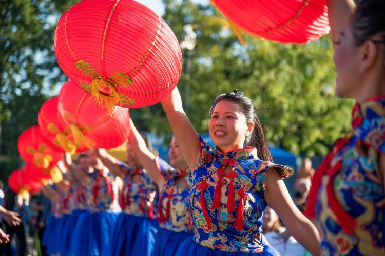 Chinese Mooncake Festival - Cancelled