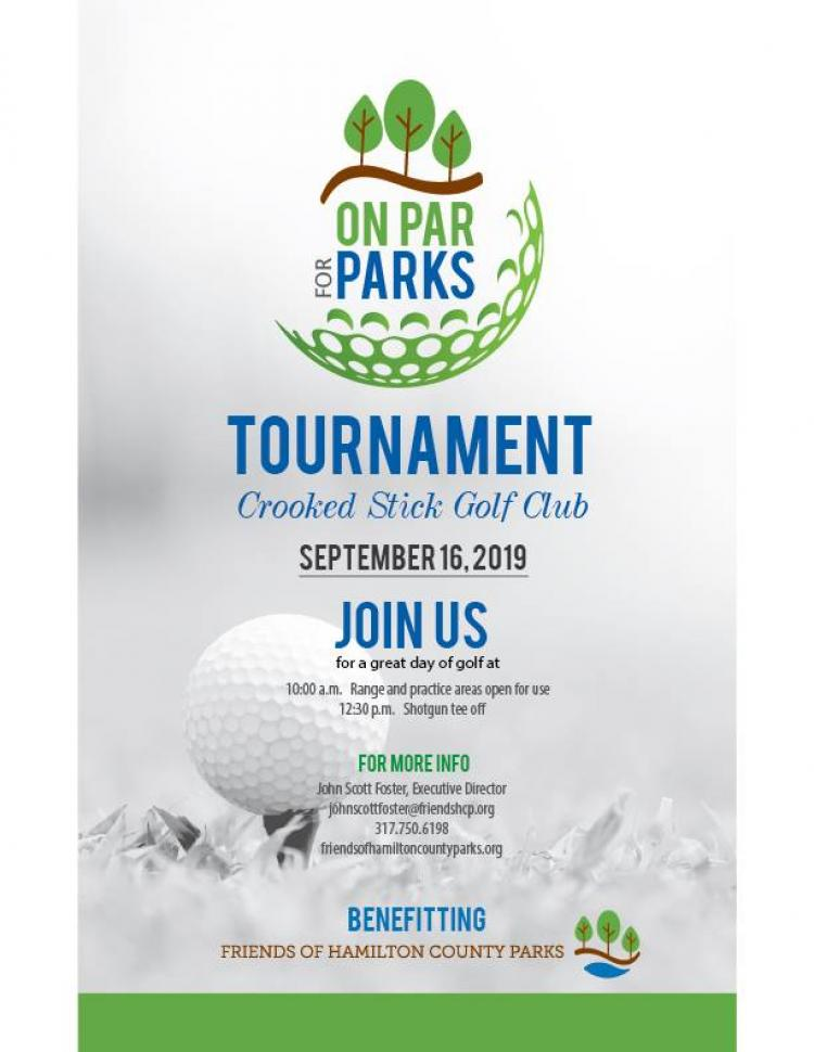 On Par for Parks benefiting Hamilton County Parks