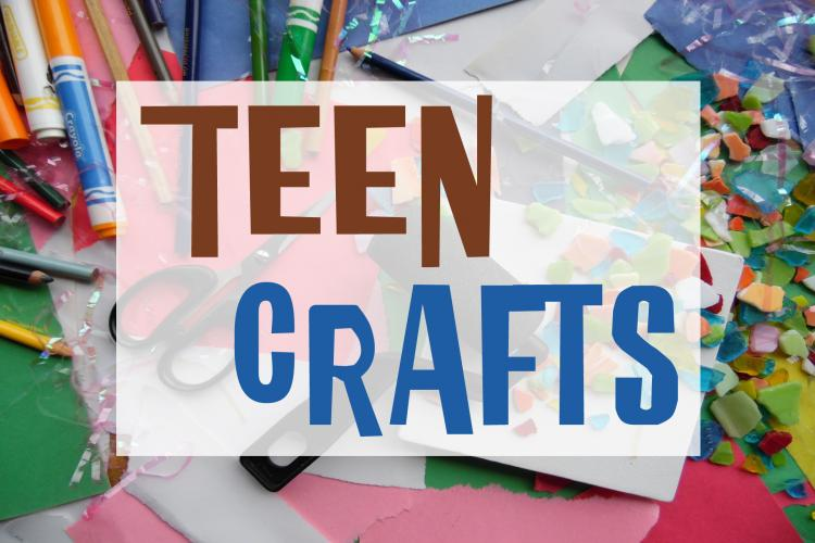 Crafty Teens at Noblesville Library