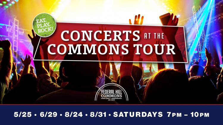 Concerts at the Commons - Noblesville