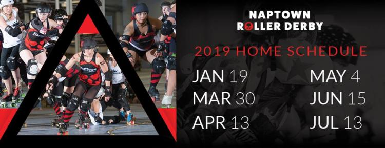 Naptown Rollers - New Location!