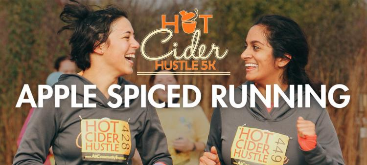Hot Cider Hustle at White River State Park - Indianapolis