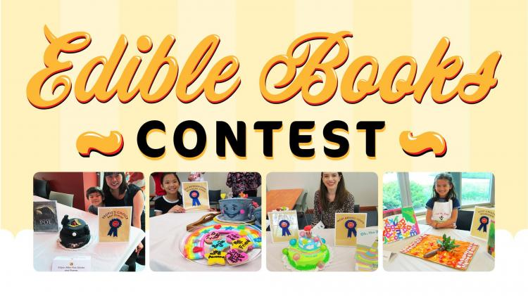 Carmel Library's Edible Books Contest is Online!
