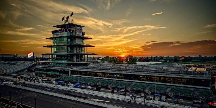 Grand Prix Race Day at IMS