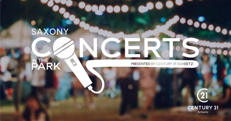 Concert in the Park at Saxony Fishers
