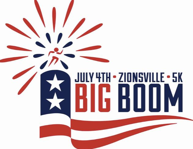 Big Boom 5k - Zionsille *Cancelled*