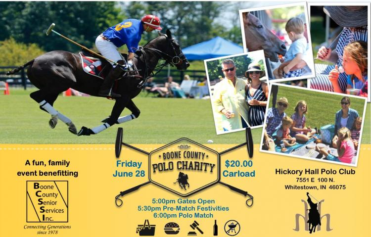 Boone County Polo Charity Event