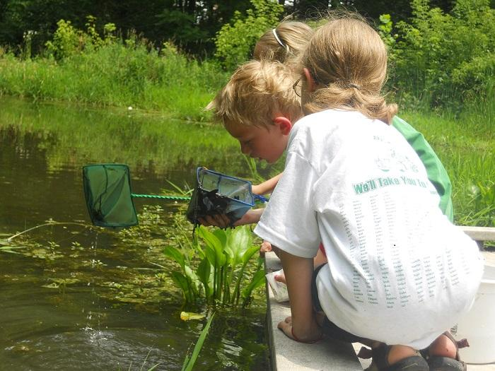 Zionsville Nature Play Days – Wetland Explorers