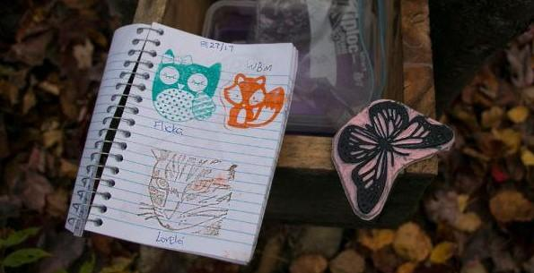 Zionsville Nature Play Days – Nature Letterboxing