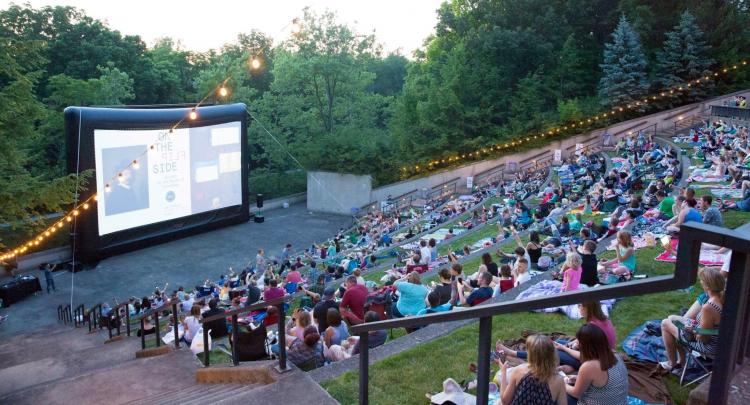 Summer Nights Film Series at Newfields!