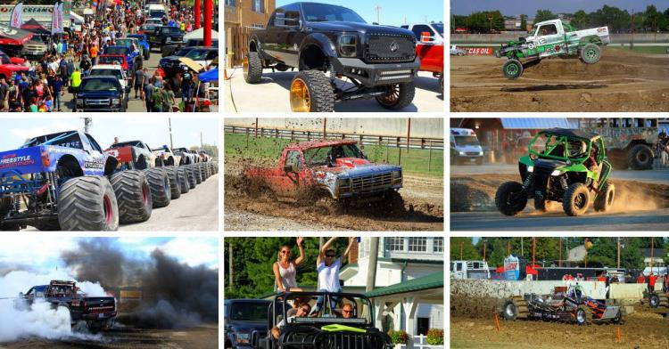 O'Reilly Auto Parts 4-Wheel Jamboree Nationals