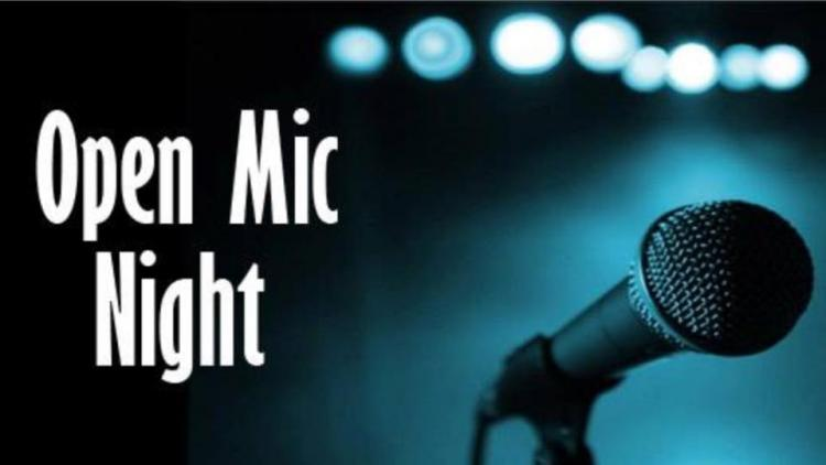 Open Mic at the Tap Room