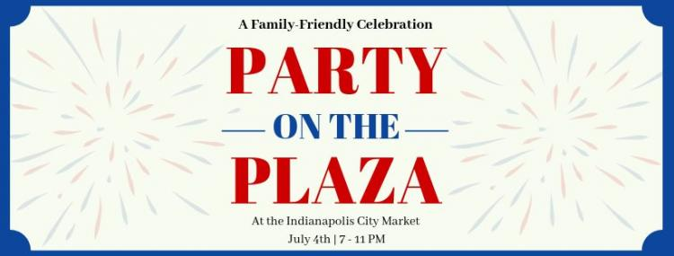 Party On The Plaza at City Market!