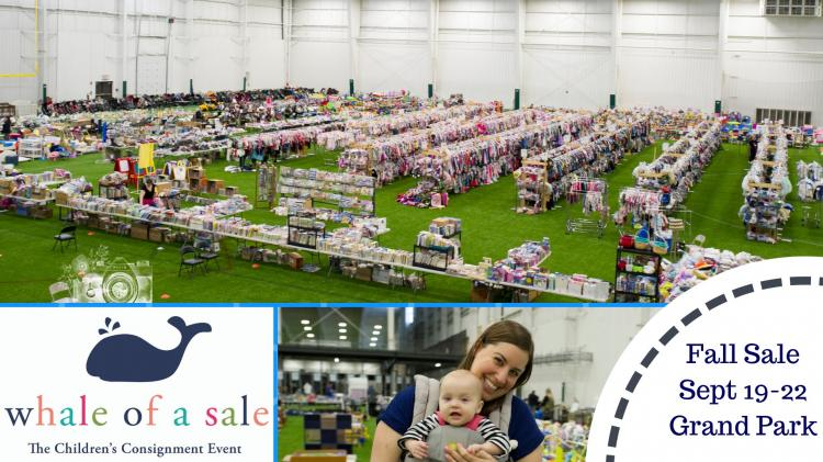 Fall Whale of a Sale at Grand Park - Westfield