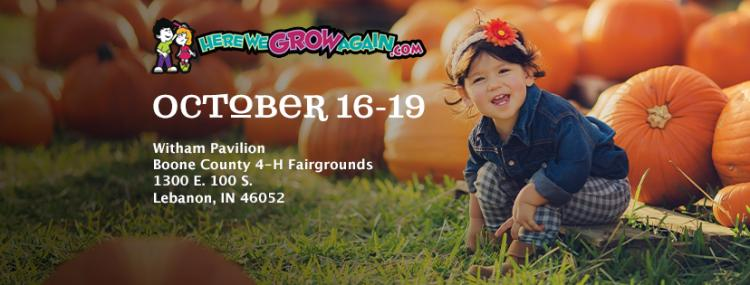 Here We Grow Again- Indy North Fall/Winter Consignment Sale