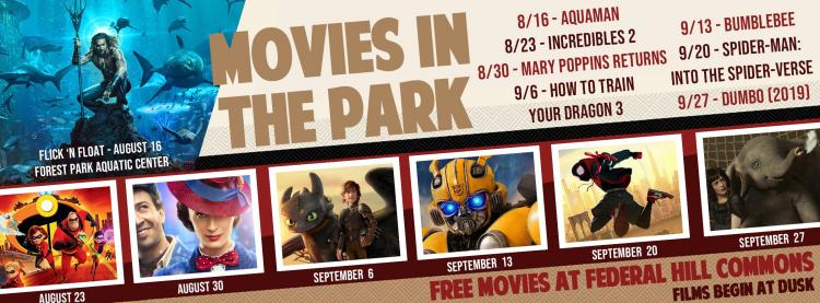 Movies in the Park - Noblesville