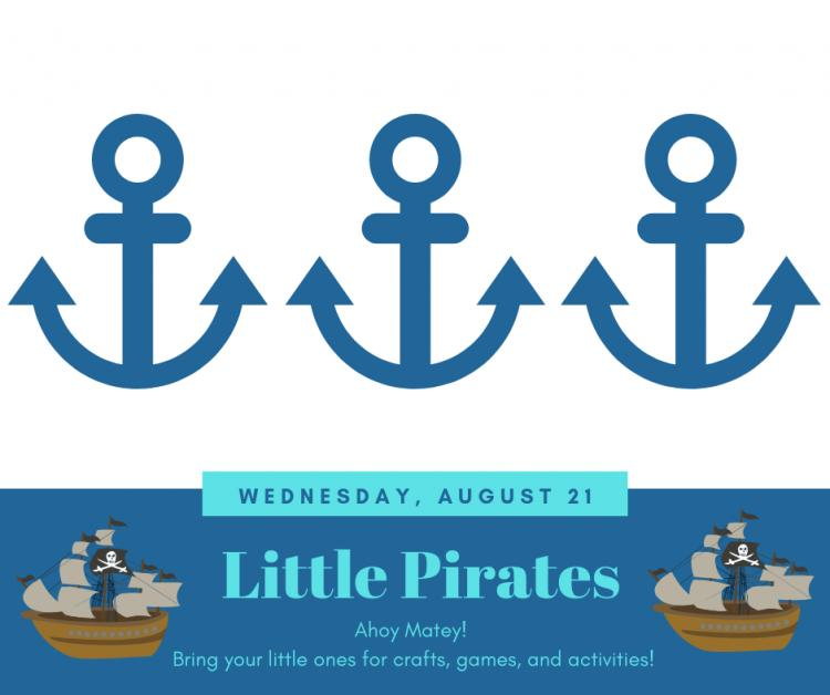 Little Pirates at Forest Park Lodge