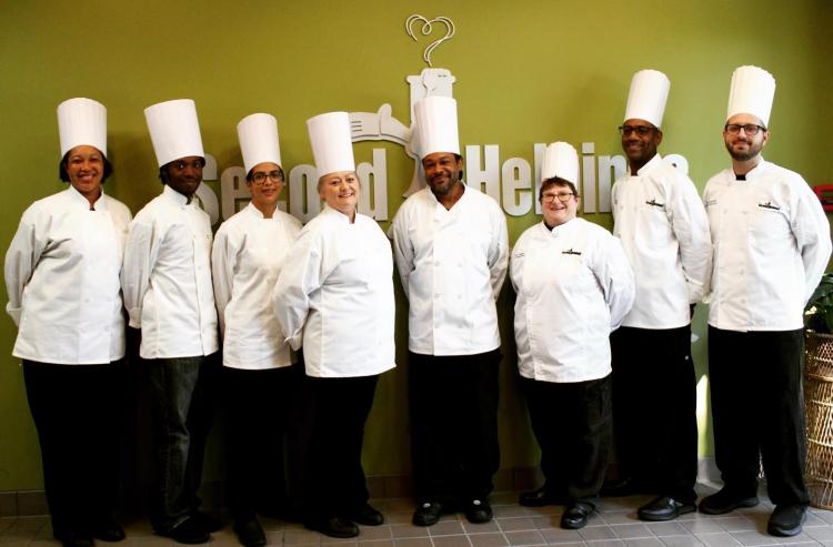 Free Culinary Job Training at Second Helpings!
