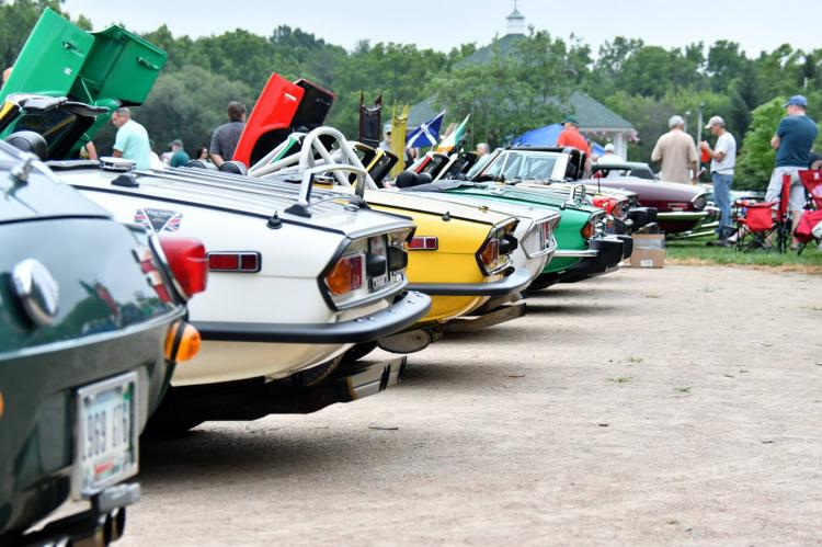 Indy British Motor Days at Lions Park
