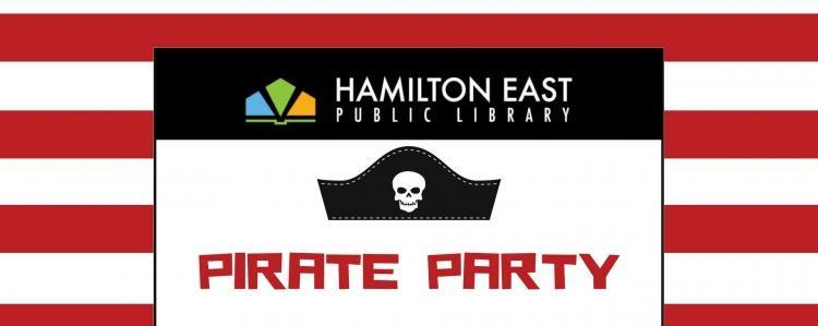 Pirate Party at Noblesville Library