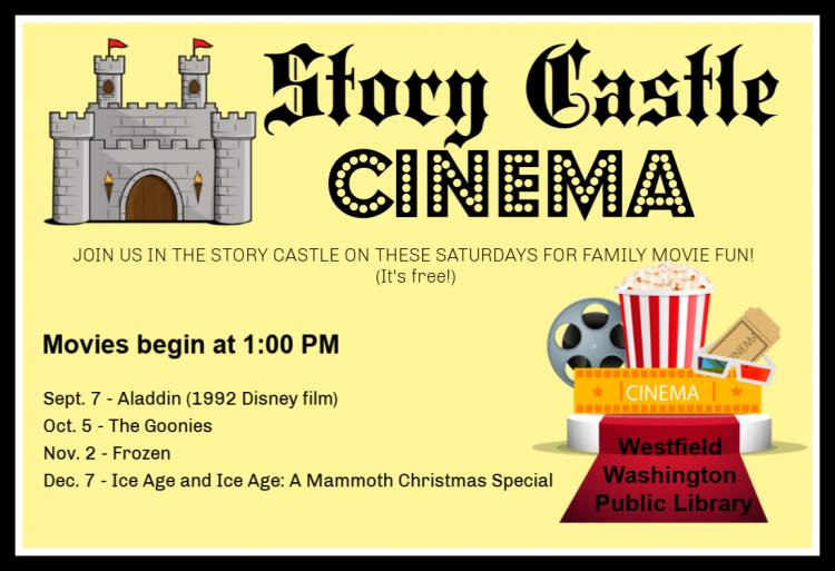 Story Castle Cinema at Westfield Library