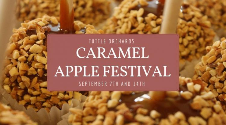 Caramel Apple Festival at Tuttle Orchards