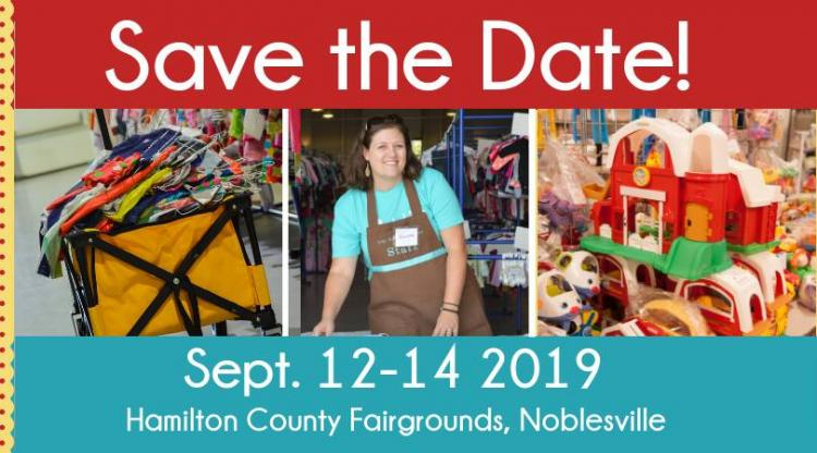 Fall Indy Kids Sale at Hamilton County Fairgrounds