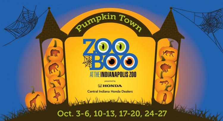 ZooBoo at the Indianapolis Zoo
