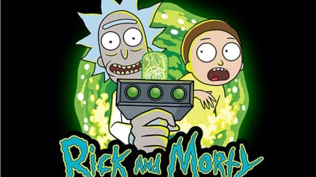 Rick & Morty Trivia Night at Books & Brews Noblesville!