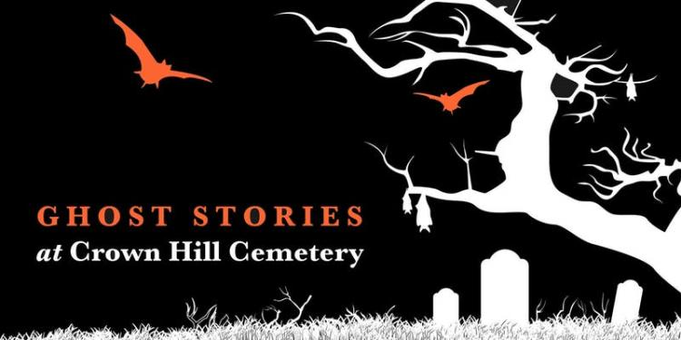 Ghost Stories at Crown Hill Cemetary