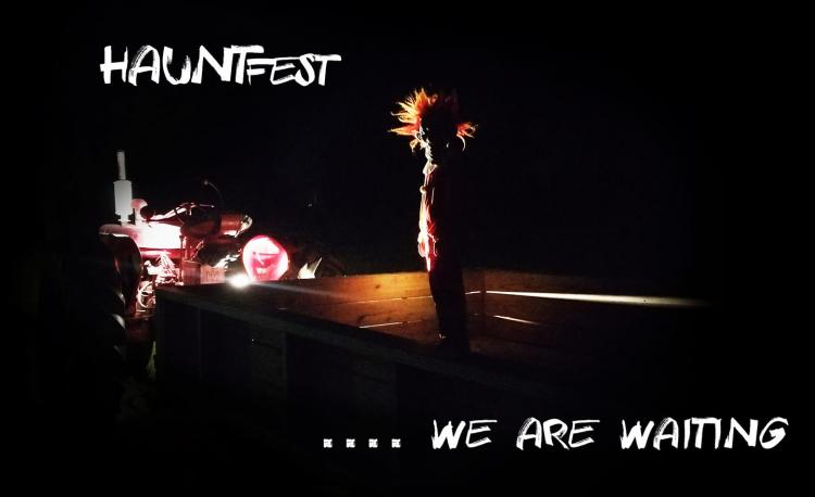 HAUNTFEST featuring Twisted Woods Haunted Hayride at Stonycreek Farms!