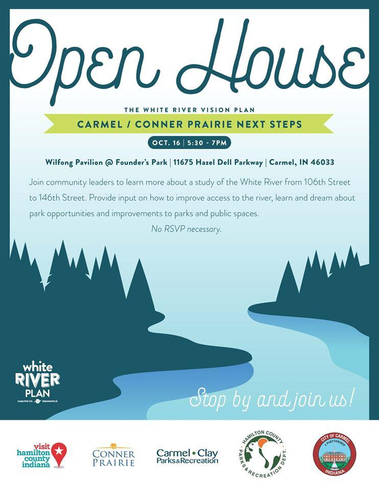 My White River Open House