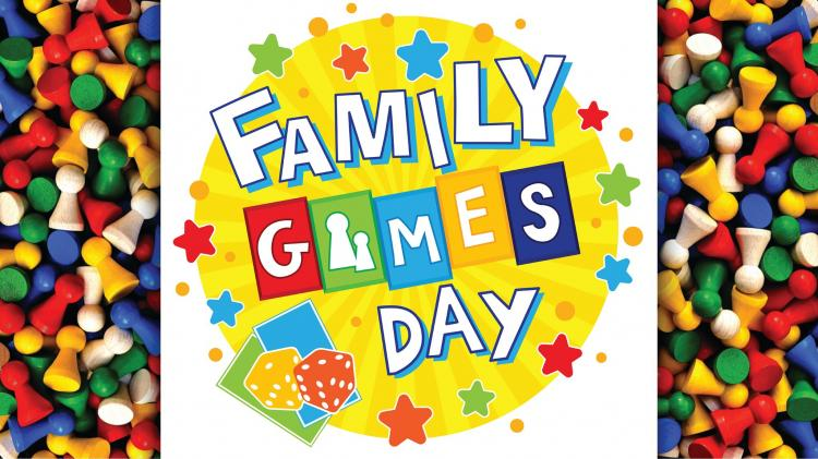 Family Game Day at Carmel Library