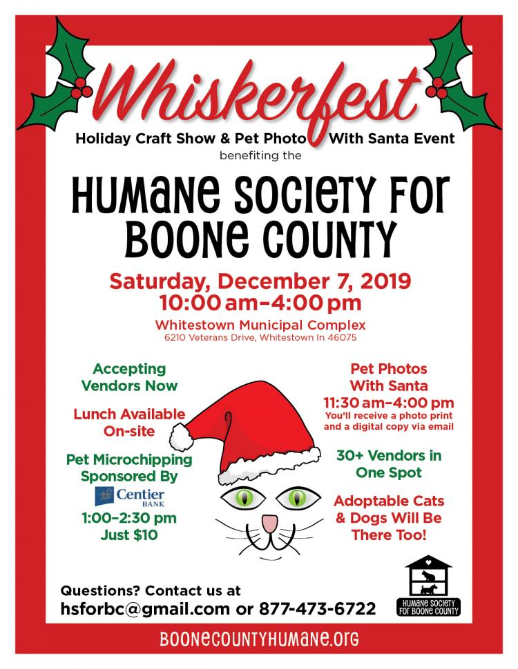 Whiskerfest - A Benefit for Humane Society for Boone County