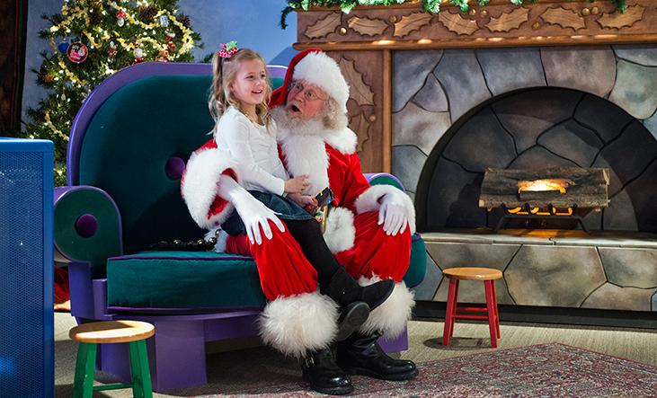 Breakfast with Santa at Children's Museum