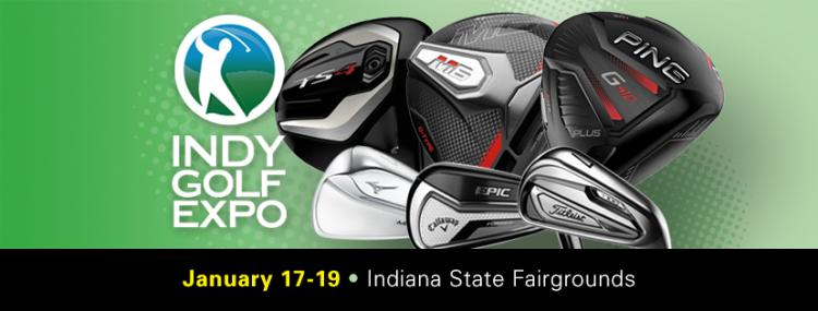 Indy Golf Expo at the Fairgrounds