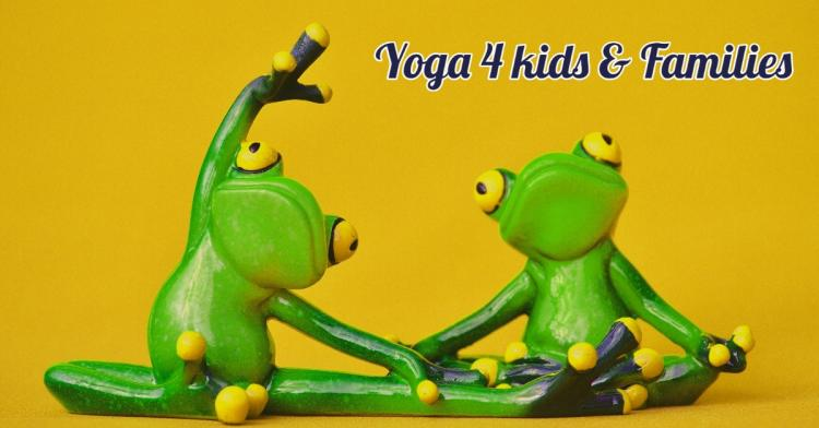 Yoga 4 Kids at Zionsville Library