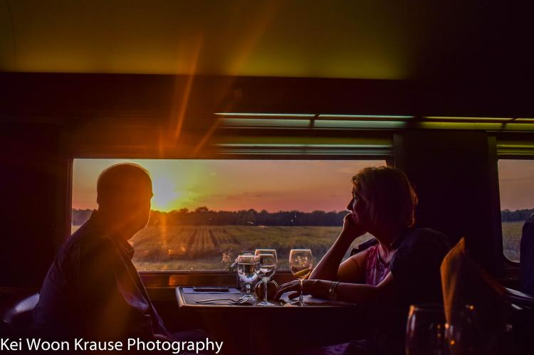 Uncorked Express - Train Ride!