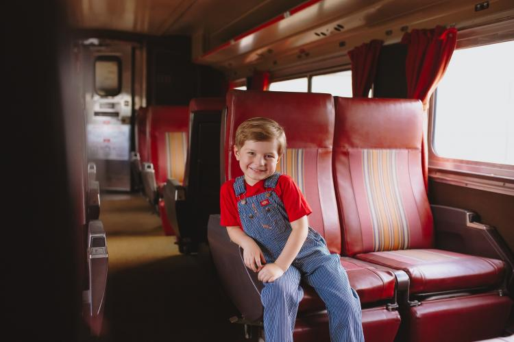 Nickel Plate Express: Family Friendly Ride
