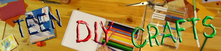 Drop-In Craft for Teens at Westfield Library