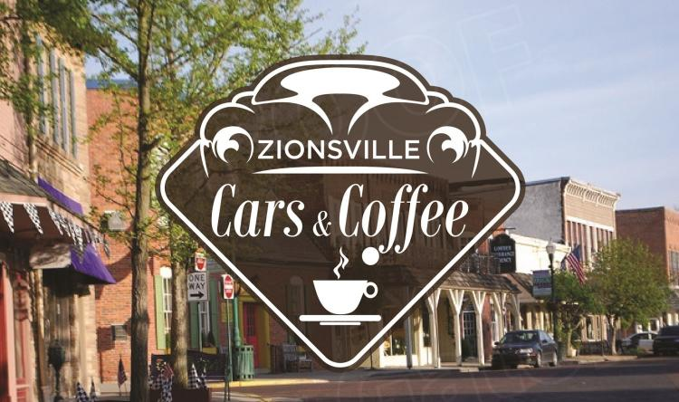 Indianapolis Cars & Coffee hosted by Zionsville Lions Park