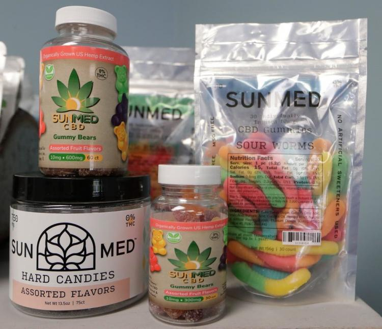 Sweet Treats for Sweethearts at Your CBD Store in Westfield!