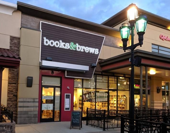 Books & Brews Noblesville **OPEN** for Dine In & Carryout!