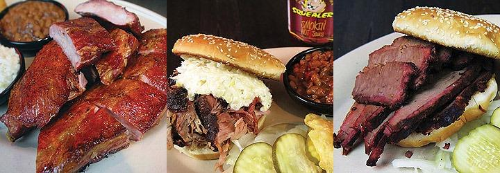 Squealers Barbeque Grill OPEN for Carryout & Delivery & More!