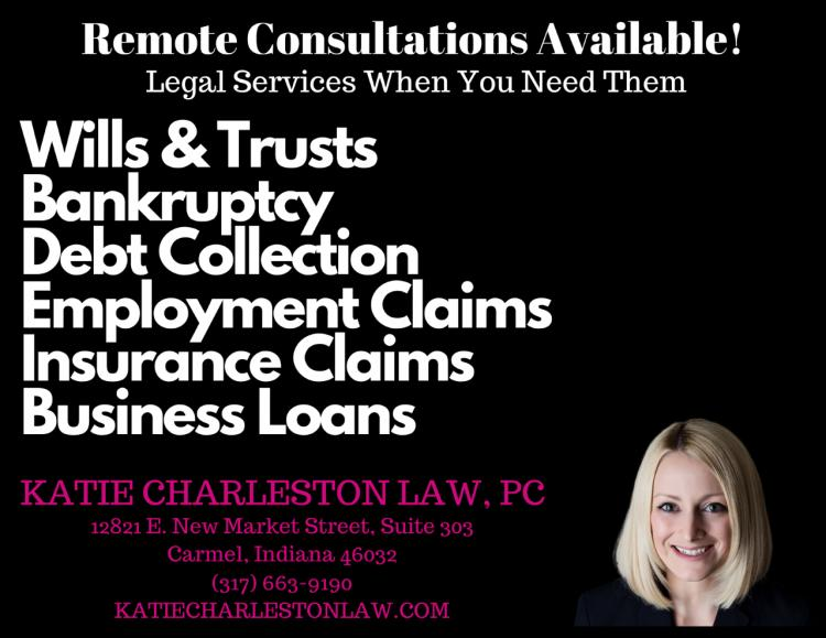 Katie Charleston Law - OPEN for Remote Services