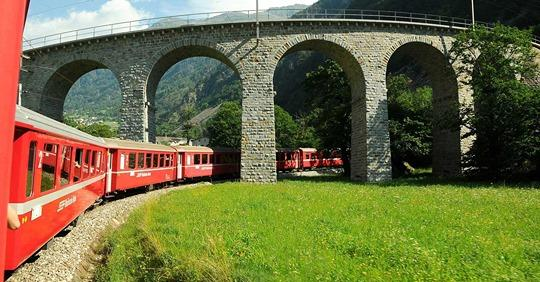 Virtual Train Rides from Around the World!