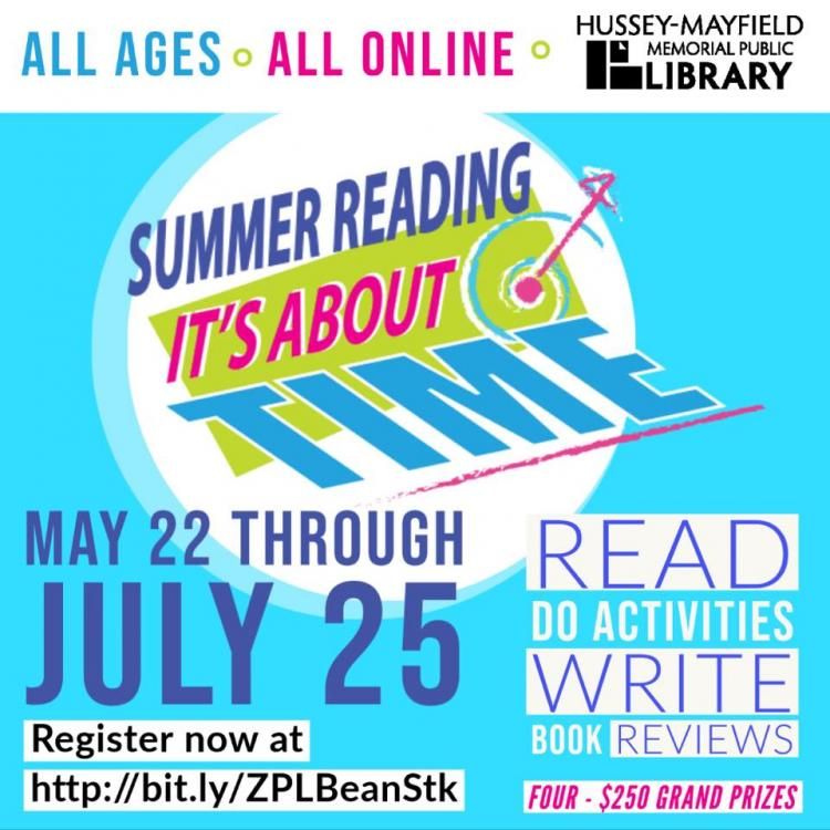 Summer Reading Program at Zionsville Library