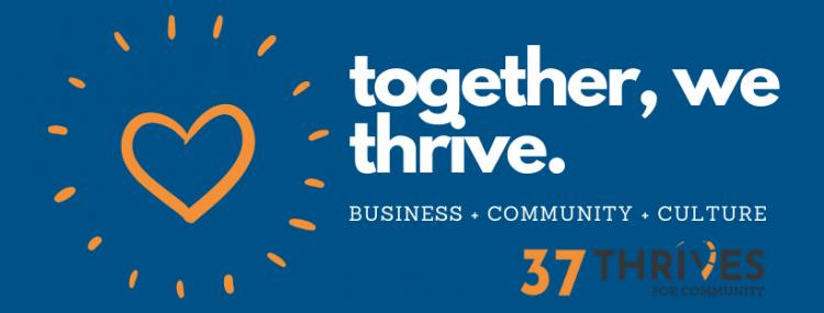 37 Thrives - Support the Drive