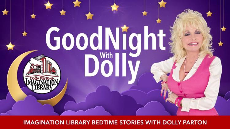 Bedtime Stories with Dolly Parton