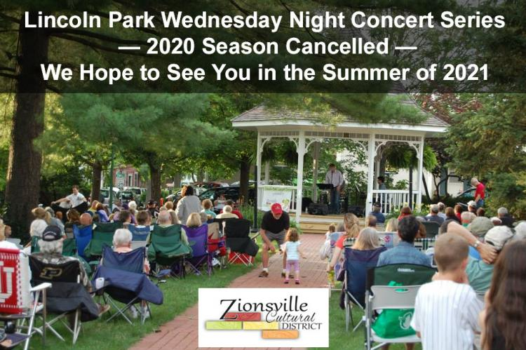 Lincoln Park Concert Series *Cancelled*